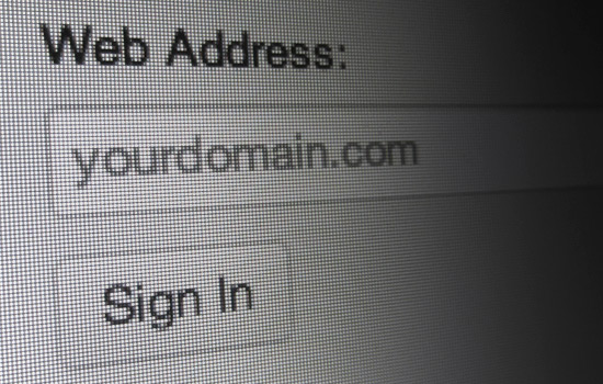 Web Sign-In Prompt